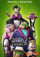 The Addams Family 2 - Italian Movie Poster (xs thumbnail)