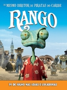 Rango - Brazilian Movie Poster (xs thumbnail)