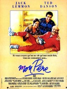 Dad - French Movie Poster (xs thumbnail)
