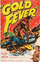 Gold Fever - Movie Poster (xs thumbnail)