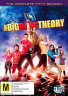 """""""The Big Bang Theory"""" - New Zealand DVD cover (xs thumbnail)"""