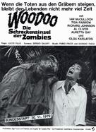 Zombi 2 - German Movie Poster (xs thumbnail)