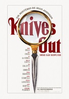 Knives Out - Portuguese Movie Poster (xs thumbnail)