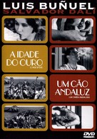 L'âge d'or - Brazilian DVD cover (xs thumbnail)