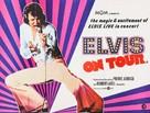 Elvis On Tour - British Movie Poster (xs thumbnail)