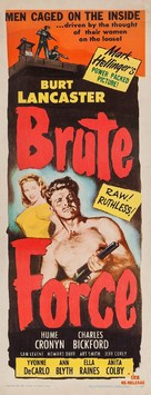 Brute Force - Re-release movie poster (xs thumbnail)