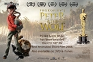 Peter & the Wolf - British Movie Poster (xs thumbnail)