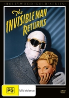 The Invisible Man Returns - Movie Cover (xs thumbnail)