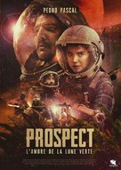 Prospect - French DVD movie cover (xs thumbnail)