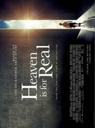 Heaven Is for Real - British Movie Poster (xs thumbnail)