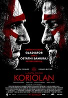 Coriolanus - Polish Movie Poster (xs thumbnail)
