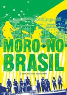 Moro No Brasil - Brazilian Movie Poster (xs thumbnail)