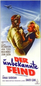 The Sound Barrier - German Movie Poster (xs thumbnail)