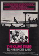 The Killing Fields - German Movie Poster (xs thumbnail)