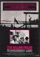 The Killing Fields - German Movie Poster (xs thumbnail)