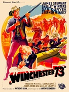 Winchester '73 - French Movie Poster (xs thumbnail)