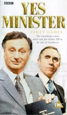 """Yes Minister"" - British VHS cover (xs thumbnail)"