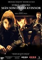 Män som hatar kvinnor - Swedish Movie Cover (xs thumbnail)
