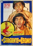 At War with the Army - Italian Movie Poster (xs thumbnail)
