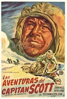 Scott of the Antarctic - Argentinian Movie Poster (xs thumbnail)