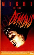 Night of the Demons - French Movie Cover (xs thumbnail)