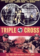 Triple Cross - Swedish Movie Poster (xs thumbnail)