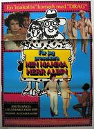Cage aux folles, La - Swedish Movie Poster (xs thumbnail)