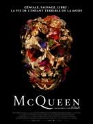 McQueen - French Movie Poster (xs thumbnail)