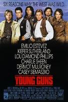 Young Guns - Movie Poster (xs thumbnail)