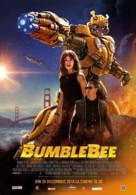 Bumblebee - Romanian Movie Poster (xs thumbnail)