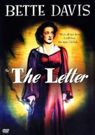 The Letter - DVD cover (xs thumbnail)