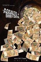 Assalto ao Banco Central - Brazilian Movie Poster (xs thumbnail)