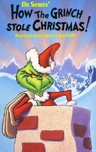 How the Grinch Stole Christmas! - VHS cover (xs thumbnail)