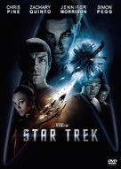 Star Trek - DVD cover (xs thumbnail)