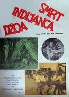 Moartea lui Joe Indianul - Yugoslav Movie Poster (xs thumbnail)