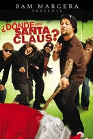 Bam Margera Presents: Where the #$&% Is Santa? - Mexican DVD cover (xs thumbnail)