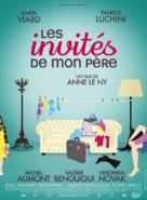 Les invités de mon père - French Movie Poster (xs thumbnail)