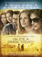 August: Osage County - French Movie Poster (xs thumbnail)