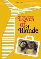 Lásky jedné plavovlásky - DVD cover (xs thumbnail)