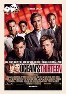 Ocean's Thirteen - Swedish Movie Poster (xs thumbnail)