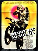 Un verano para matar - French Movie Poster (xs thumbnail)