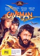 Caveman - Australian DVD cover (xs thumbnail)