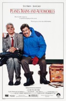 Planes, Trains & Automobiles - Movie Poster (xs thumbnail)
