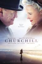 Churchill - British Movie Poster (xs thumbnail)