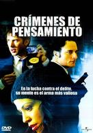 Thoughtcrimes - Spanish DVD cover (xs thumbnail)