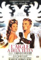 L'aigle à deux têtes - French Movie Poster (xs thumbnail)
