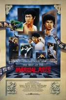The Best of the Martial Arts Films - Movie Poster (xs thumbnail)