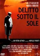 Evil Under the Sun - Italian DVD movie cover (xs thumbnail)