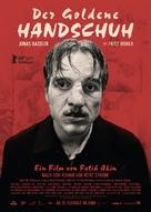 Der goldene Handschuh - German Movie Poster (xs thumbnail)