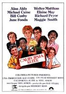 California Suite - Spanish Movie Poster (xs thumbnail)